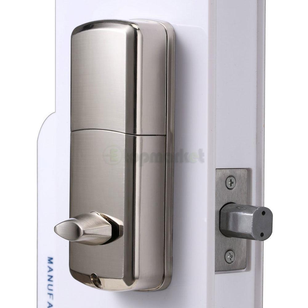Smart Door Lock Bluetooth Keyless Home Entry Deadbolt