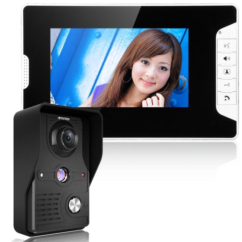 Wireless WiFi DoorBell Smart Video Phone Door Visual Door Ring Intercom System | eBay