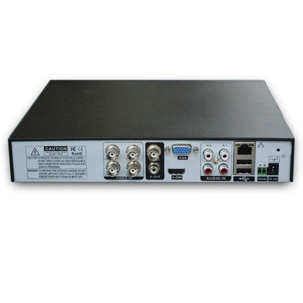 HUNGK 8CH 960H AHD DVR 1300TVL Outdoor IR Night Vision ...