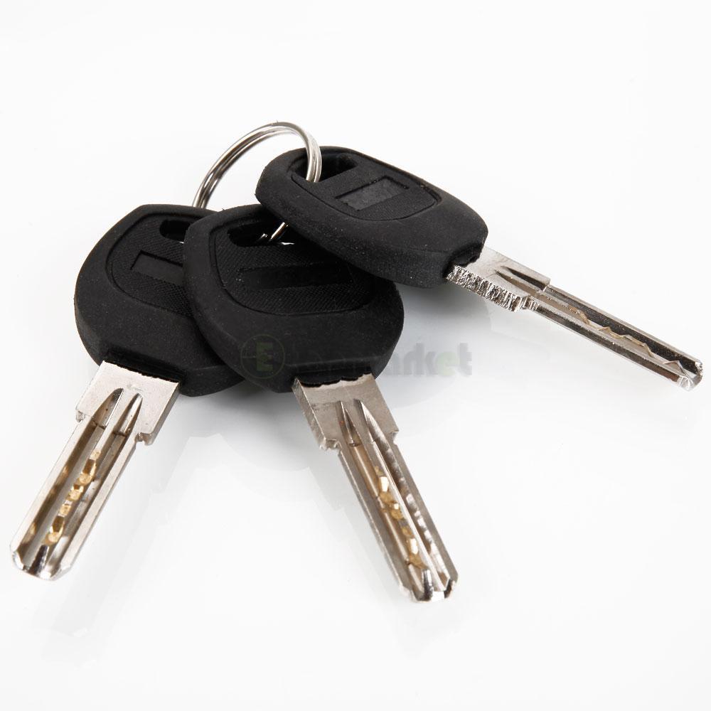 right left handle digital electronic code keyless keypad door entry lock kit ebay. Black Bedroom Furniture Sets. Home Design Ideas
