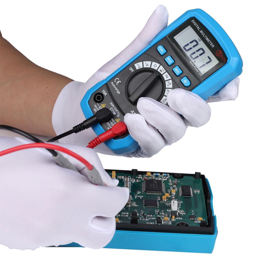 Ac Frequency Meter : Adm digital auto range clamp multimeter dmm meter ac dc