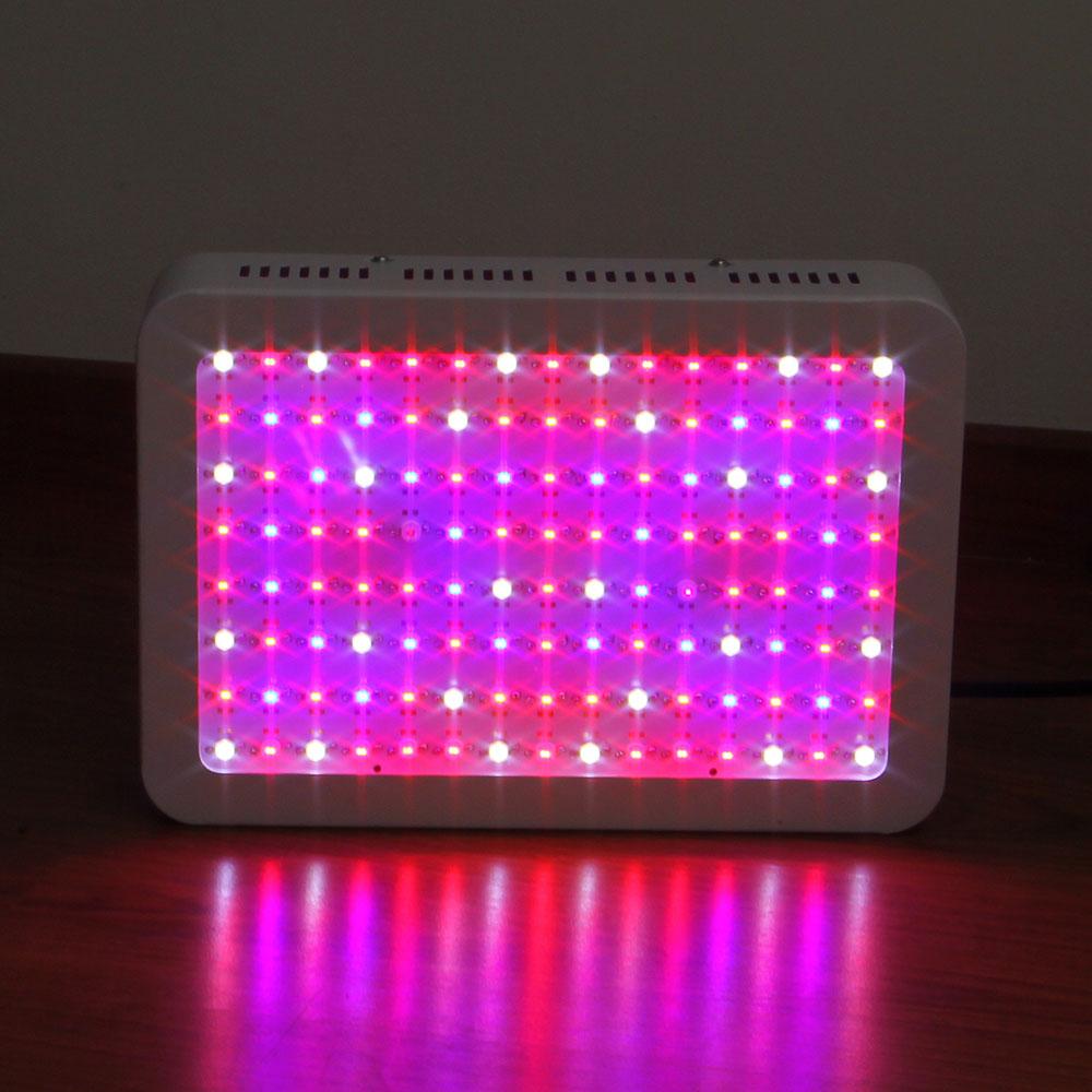 1200w led grow light panel lamp full spectrum indoor greenhouse veg fruit flower ebay. Black Bedroom Furniture Sets. Home Design Ideas
