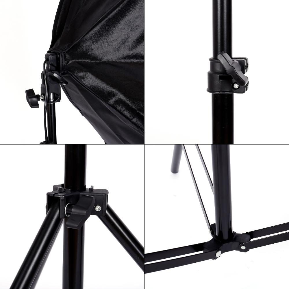 Light Stand Ebay: 2* Photography Lighting Softbox Stand Photo Equipment Soft