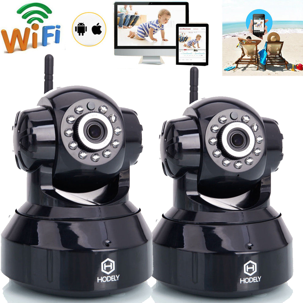 Lot2 720p Hd Ir Cut Wireless Network Ip Camera Pan Tilt
