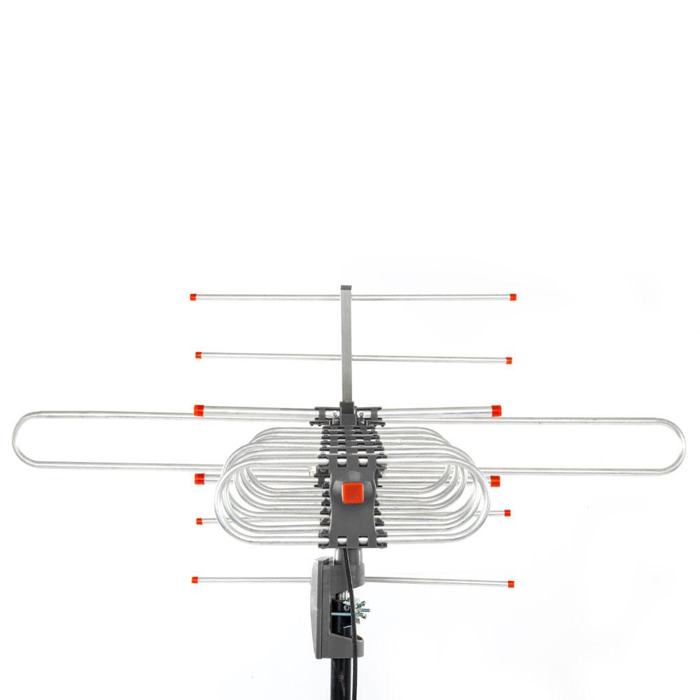 hdtv antenna template - 2 leadzm outdoor amplified antenna hd tv 150 mile 360