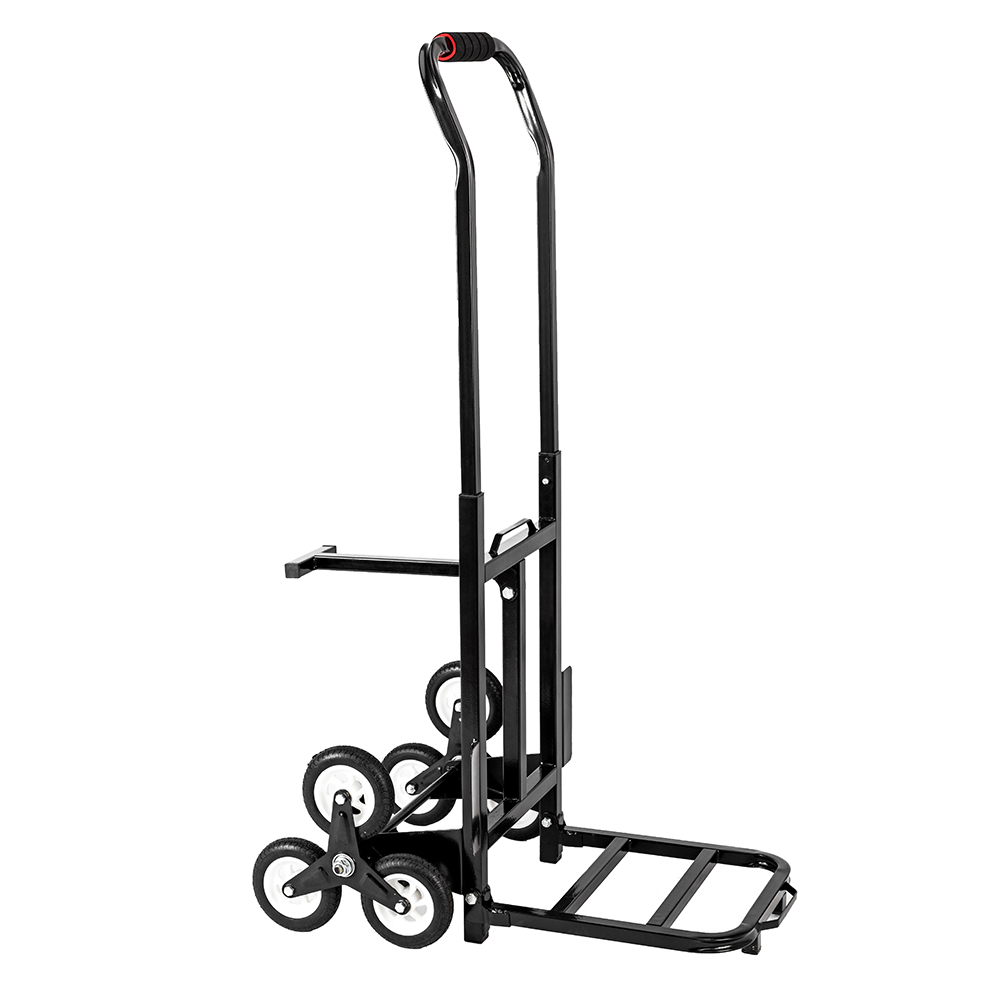 5a7a32f68b92 Details about UpCart All-Terrain Stair Climbing Folding Up Cart Moves upto  330-pounds