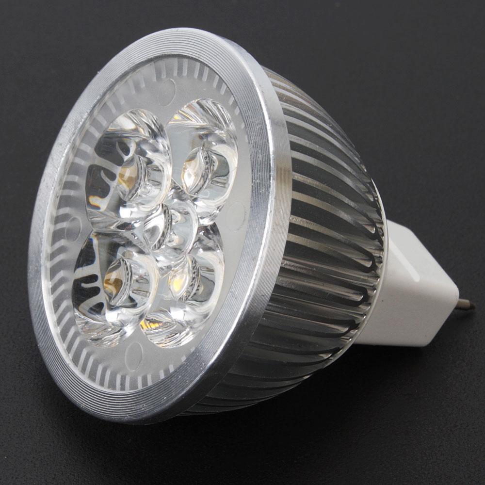 20x Brand New Mr16 4w 12v Warm White Led Bulb Spotlight Lamp Light Energy Saving