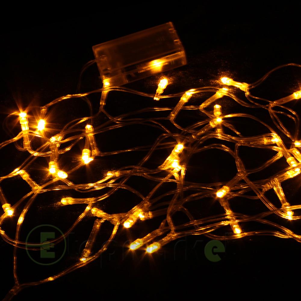 Led Party String Lights : Ultra Bright 4M 40pcs LED String Light Xmas Fairy Party Lights White In/Outdoor eBay
