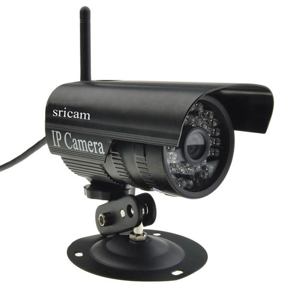 sricam outdoor wireless wifi security webcam ir ip p2p camera android system ebay. Black Bedroom Furniture Sets. Home Design Ideas