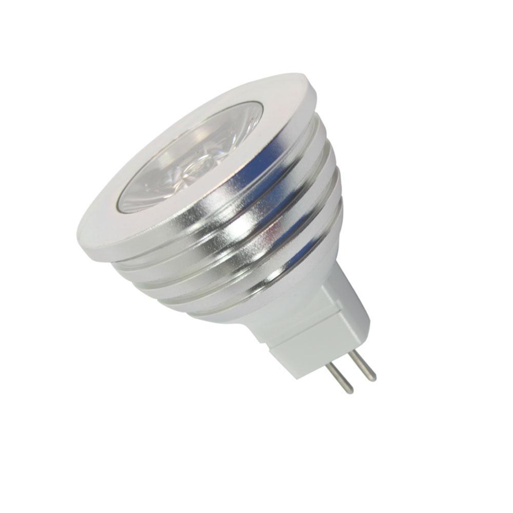 10x remote control rgb led spot light bulb mr16 gu5 3 12v. Black Bedroom Furniture Sets. Home Design Ideas