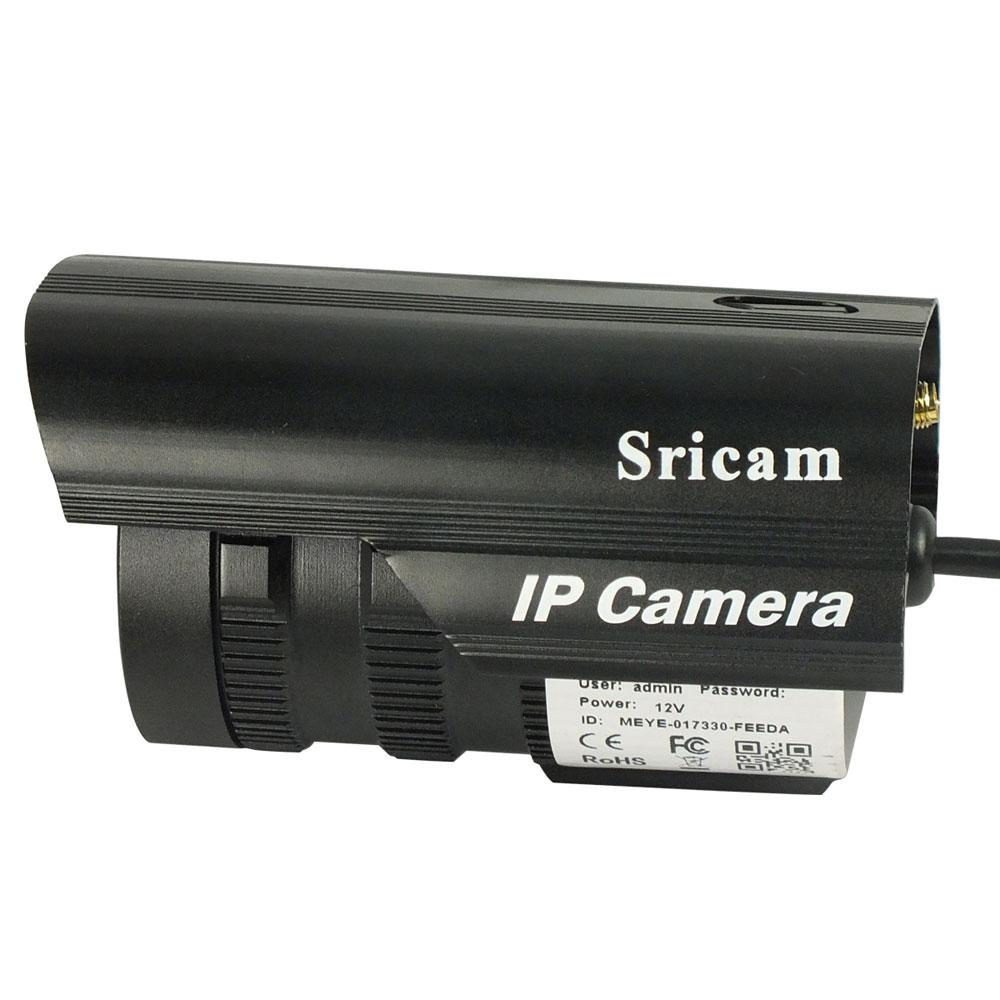 Sricam sp006 how to connect