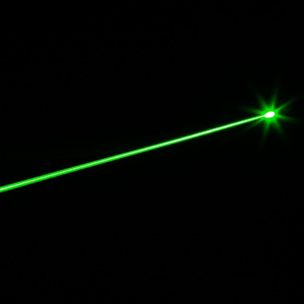 Hot 5mw 532nm Mid Open Green Laser Pointer Pen Powerful