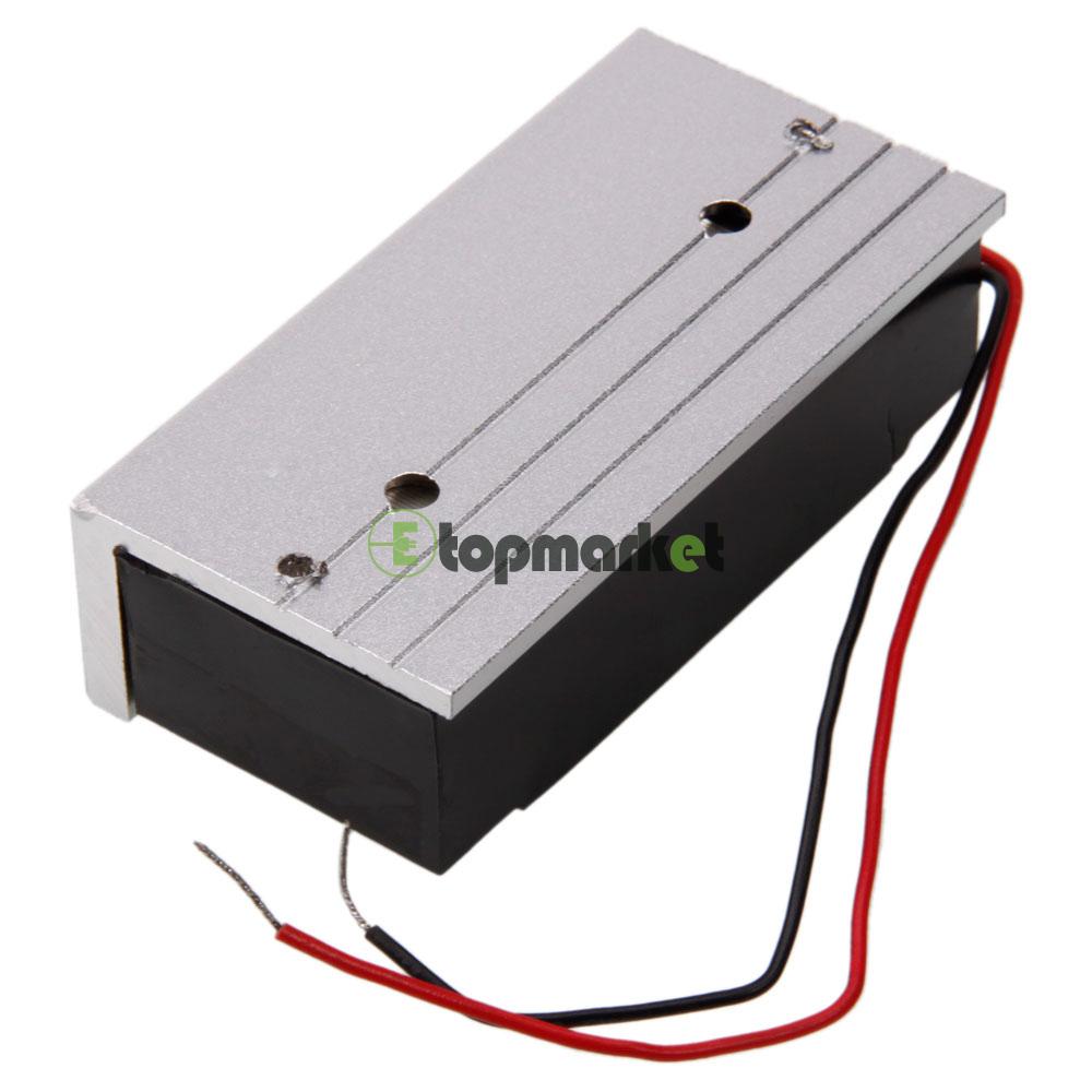 12v electromagnetic magnetic door lock 60kg holding force for 12v magnetic door lock
