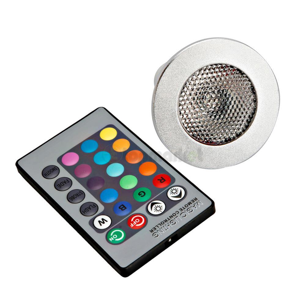 new lot5 gu10 5w 85 265v led rgb bulb lamp light remote control color changi. Black Bedroom Furniture Sets. Home Design Ideas